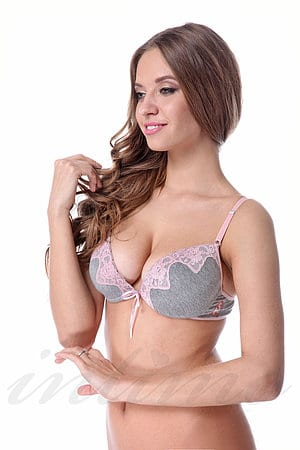 Бюстгальтер push up Slip&Bra, Италия A1712 фото