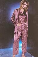 Коротенький халатик и пижама