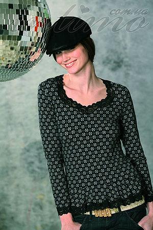 Кофточка с длинными рукавами Monella, Италия 3772 фото