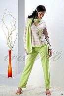Пижама с шарфиком