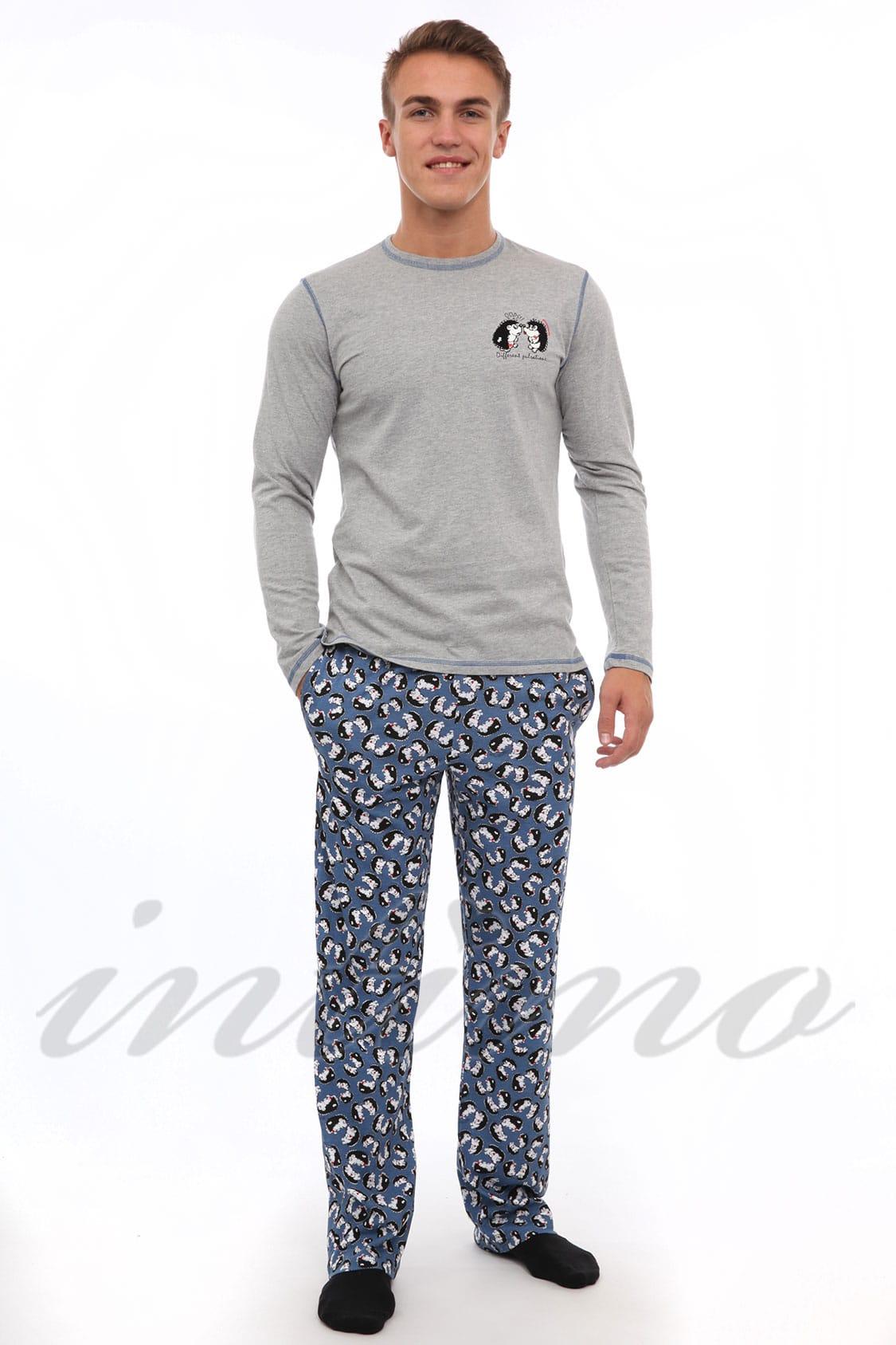 5450d1da102f1 Пижама мужская, хлопок Yamamay PPLU041001, 22573 - купить по ...