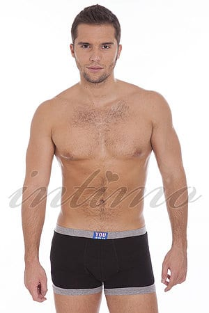 Трусы мужские boxer, хлопок 365 YOU, Италия 64116 фото