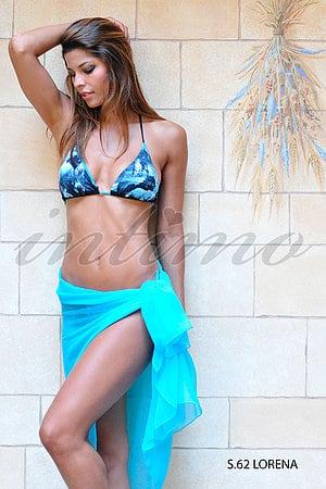 Купальник с мягкой чашкой, плавки бразилиана Grimaldi Mare, Италия Lorena фото