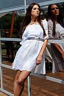 Пляжное платье, хлопок Ora, Украина 400125 фото