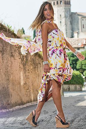 Платье пляжное Roby-zu, Италия AC1012 фото