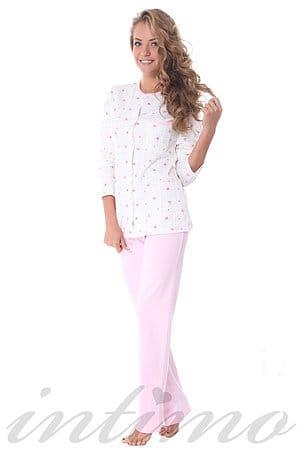 Пижама женская, хлопок 6bella, Турция Micky фото