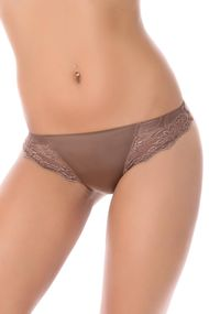 Thong panties, laser processing