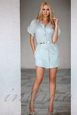 Платье, тенсел Ora, Украина 500109 фото