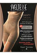 Корректирующие шорты Sveltesse, Франция Panty vita alta фото
