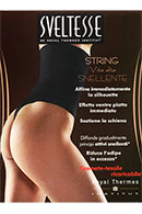 Корректирующие трусики стринг Sveltesse, Франция String фото