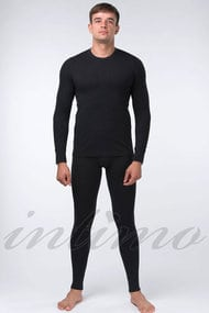 Male thermal underwear set