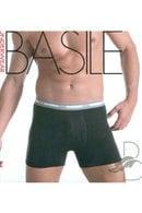 Трусы мужские boxer, хлопок Basile, Италия BA907 фото