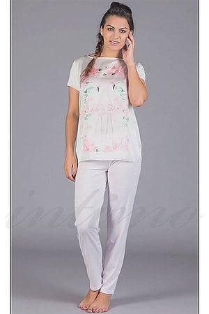 Пижама женская, хлопок Doremi, Италия 10350 фото