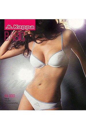 Бюстгальтер push up Kappa, Италия KA0001 фото