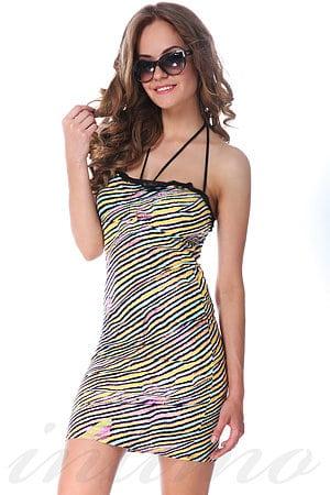 Пляжное платье Just Cavalli, Италия A467-A14 фото