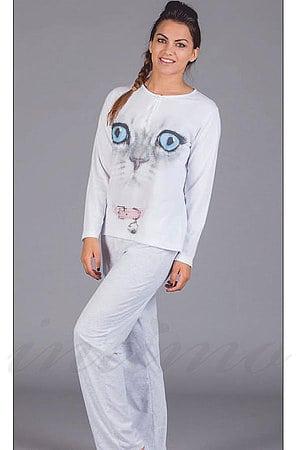 Пижама женская, хлопок Doremi, Италия 10412 фото