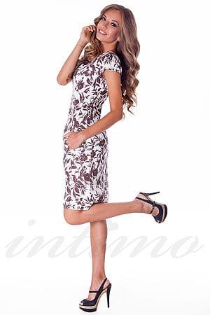 Платье, лён Suavite, Украина-Словакия 74173 фото