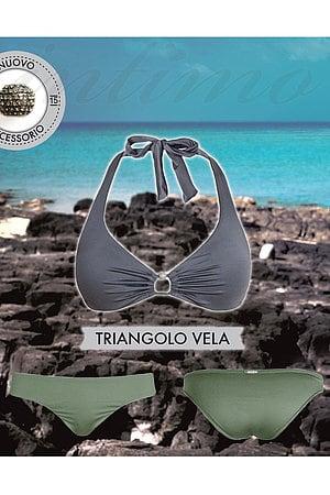 Купальник с мягкой чашкой, плавки слип Lormar, Италия Vela-slip фото