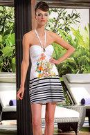 Платье пляжное с уплотнённой чашкой Prelude, Румыния YFQ39I фото