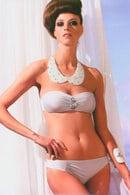 Товар с дефектом, купальник с уплотнённой чашкой, плавки слип Prelude, Румыния FM96U фото