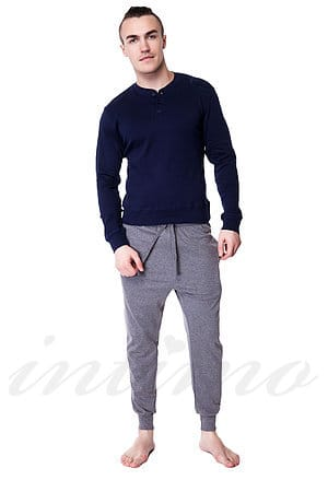 Домашний костюм, хлопок Diadora, Италия DPJ60762S фото