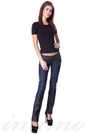 Товар с дефектом, джинсы MET, Италия D204/Г фото