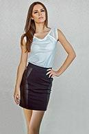 Товар с дефектом, юбка, хлопок Ora, Украина 500152 фото