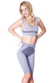 Антицеллюлитные корректирующие шорты для похудения , код 39285, арт V-1255