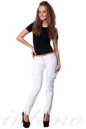 Товар с дефектом: джинсы, хлопок MET, Италия B039/СК фото