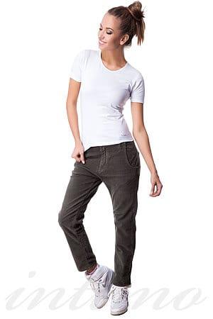 Товар с дефектом: джинсы, вельвет MET, Италия V071/P фото