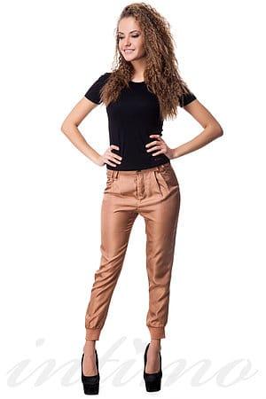 Товар с дефектом: брюки, шёлк MET, Италия S074/З фото