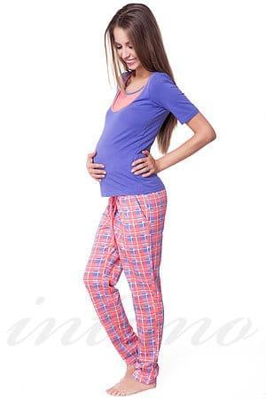 Пижама для беременных, хлопок Мамин дом, Украина 24171 фото