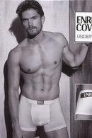 Трусы мужские boxer, хлопок Enrico Coveri, Италия EB1512 фото