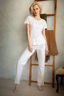 Пижама, хлопок Doremi, Италия 10601 фото