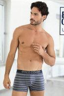 Трусы мужские boxer, хлопок Enrico Coveri, Италия EB1586 фото