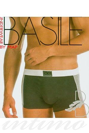 Товар с дефектом: трусы мужские boxer, хлопок Basile, Италия BA257/Ж фото