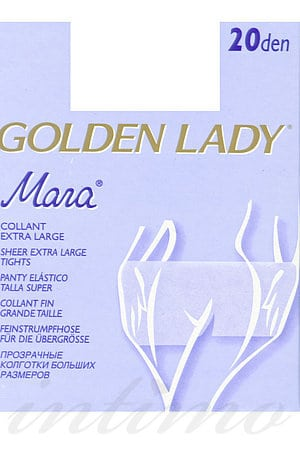 Колготки, 20 den Golden Lady, Италия Mara-20 фото