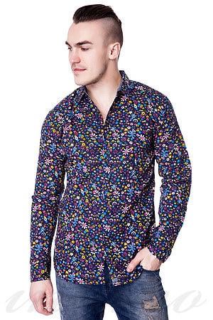 Рубашка, хлопок Denim & Vintage, Италия 543117 фото