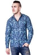 Рубашка, хлопок Denim & Vintage, Италия 543116 фото