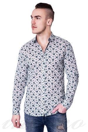 Рубашка, хлопок Denim & Vintage, Италия 543112 фото