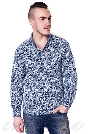 Рубашка, хлопок Denim & Vintage, Италия 543110 фото