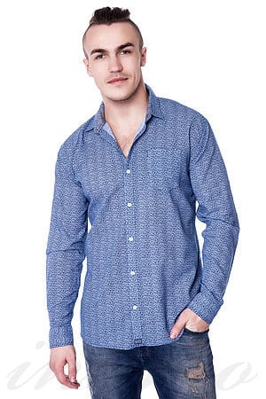 Рубашка, хлопок Denim & Vintage, Италия 543109 фото