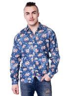 Рубашка, хлопок Denim & Vintage, Италия 543107 фото