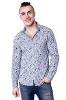 Рубашка, хлопок Denim & Vintage, Италия 543105 фото