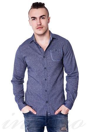 Рубашка, хлопок Denim & Vintage, Италия 543102 фото