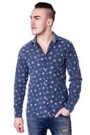 Рубашка, хлопок Denim & Vintage, Италия 543101 фото