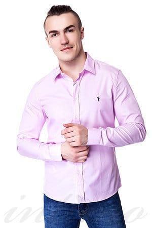 Рубашка, хлопок Cesare Paciotti, Италия 8702 фото