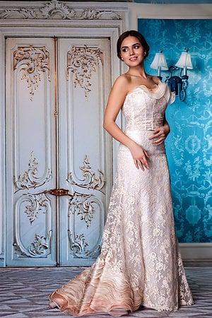 Свадебное платье Loretta, Италия Ally фото