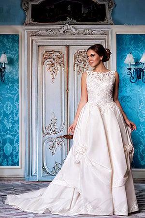Свадебное платье La Sposa, Испания Edith фото