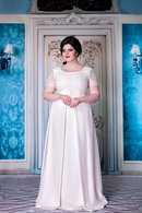 Свадебное платье Ginza Collection, США Evelyn фото